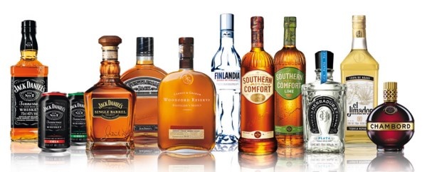 Marcas Brown Forman