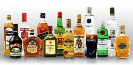 Bebidas Diageo